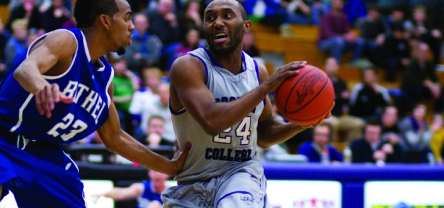 No. 21 Maple Leafs knock old rival Bethel 92-84