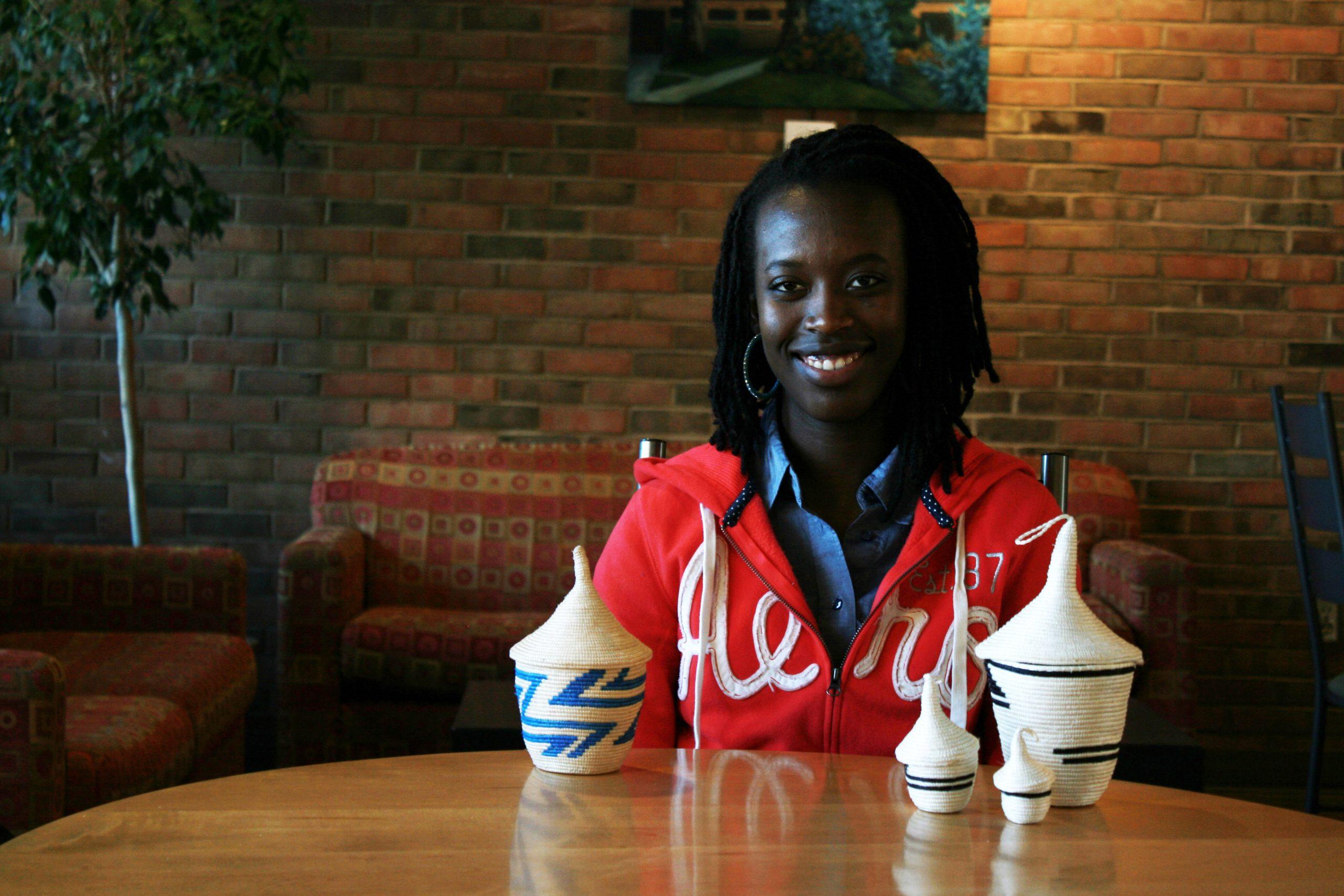 Portrait of Sandrine Uwase Sandrali