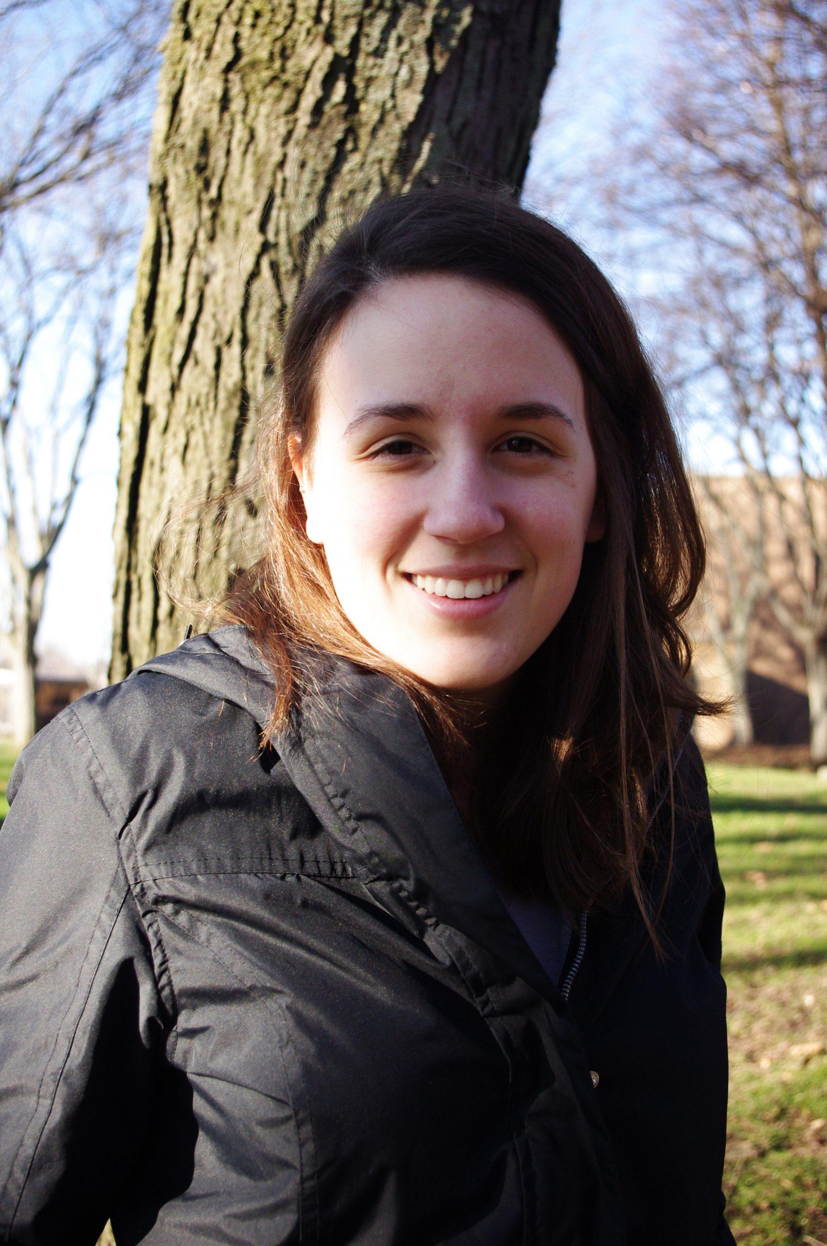 Portrait of Adrienne Yoder
