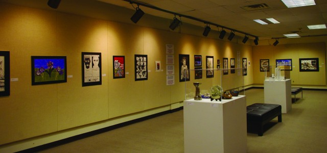 """Exhibit showcases students' associations with """"North and South"""""""
