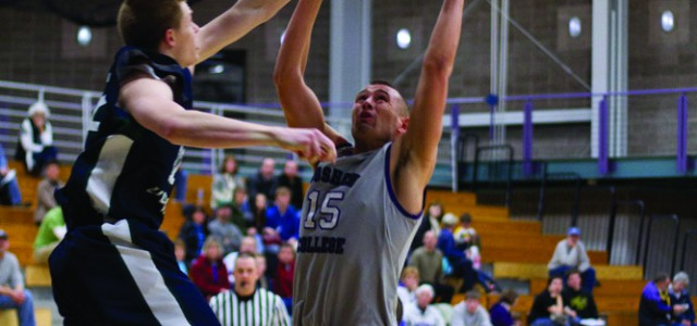 Strong first half propels Leafs to 77-62 win over Mount Vernon