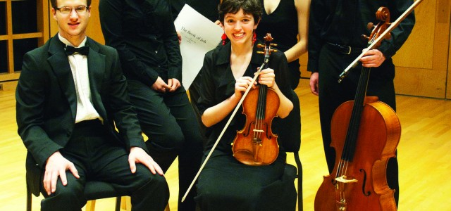 Concerto Aria showcases student performance and composition