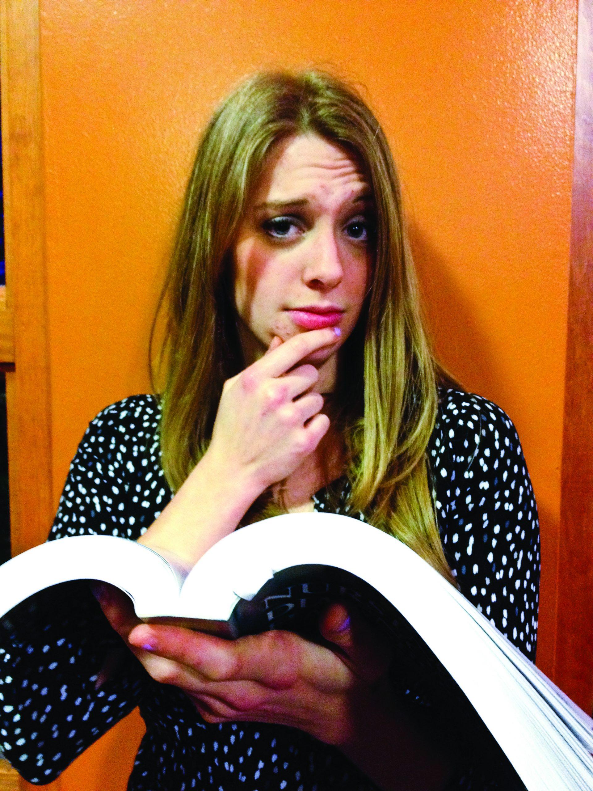 Portrait of Kate Stoltzfus