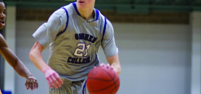 Men's basketball team falls below .500 in MCC with road loss to Huntington