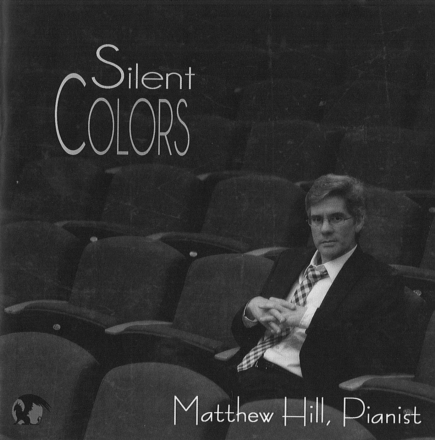 """Album cover for Matthew Hill's """"Silent Colors"""""""
