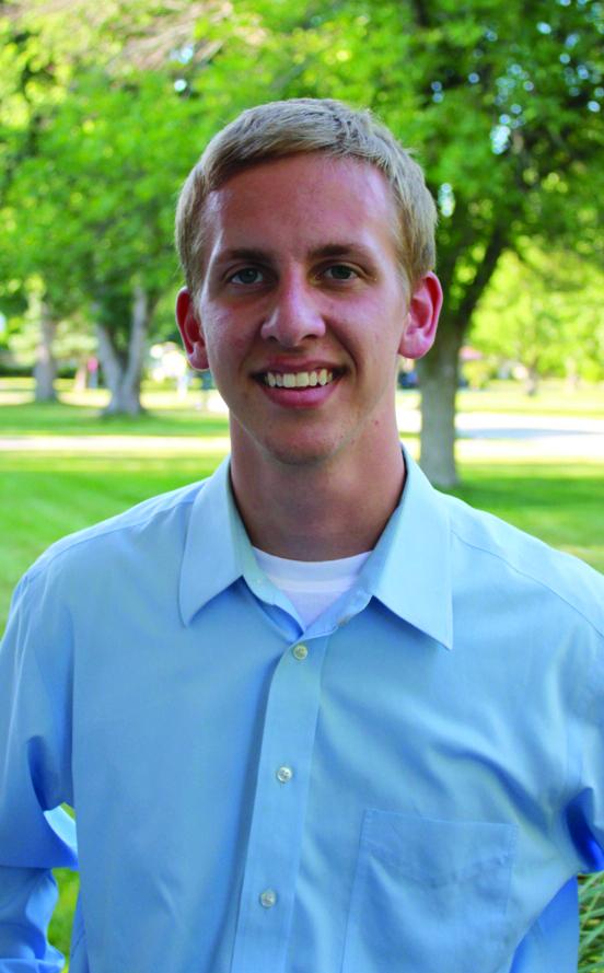 Portrait of Quinn Brenneke