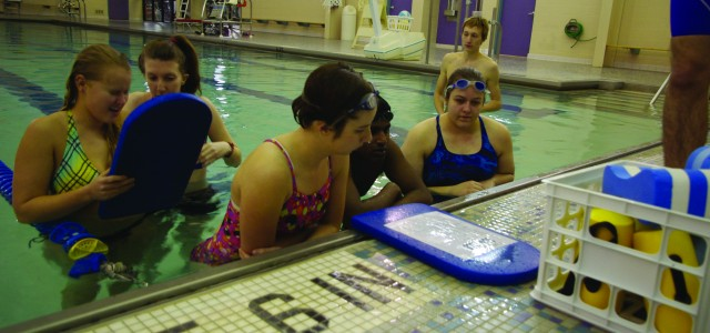 Swim club offers opportunity for all levels of expertise