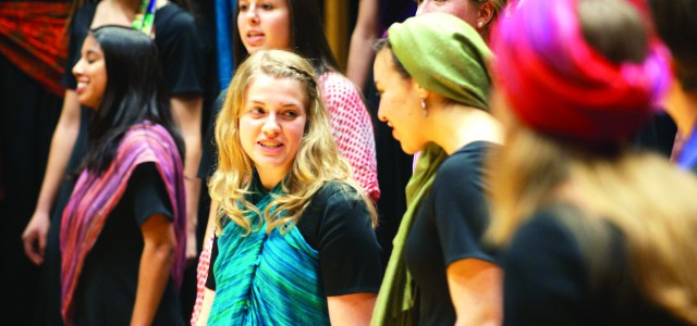 Earthtones concert to celebrate cultures through song
