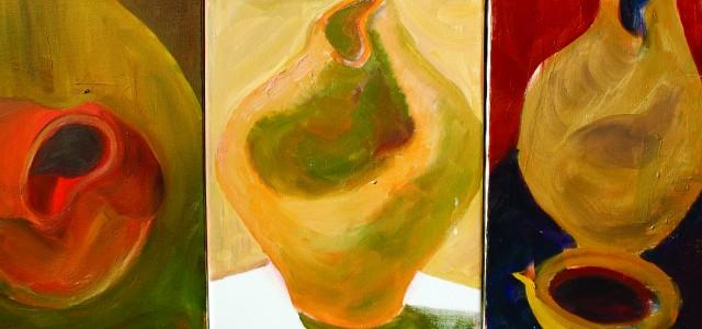 Artist's Corner: Professor Ann Hostetler