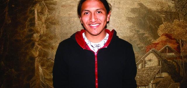 Global Citizen of the Week: Dennis Chavez, Ecuador
