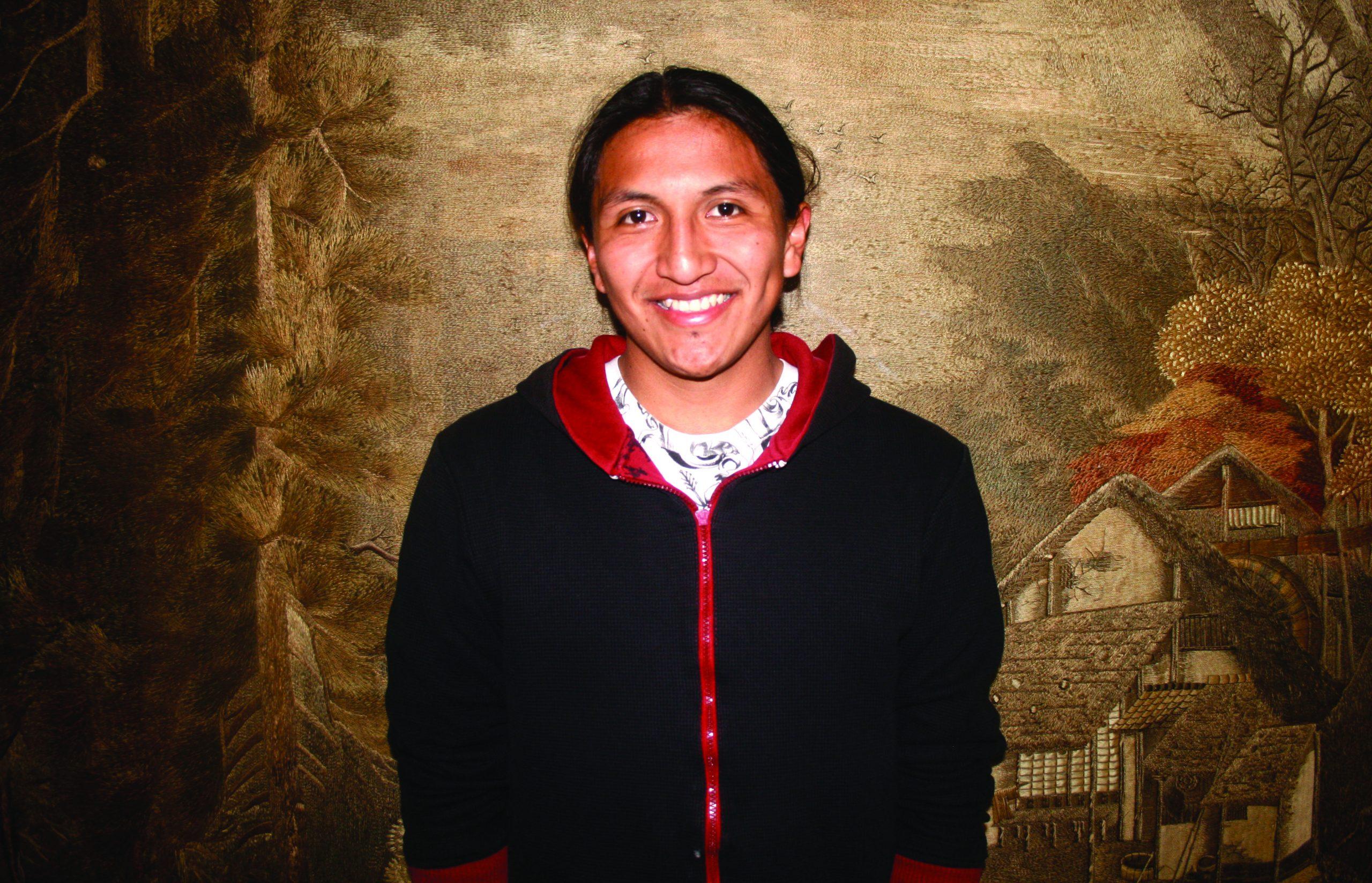 Portrait of Dennis Chavez