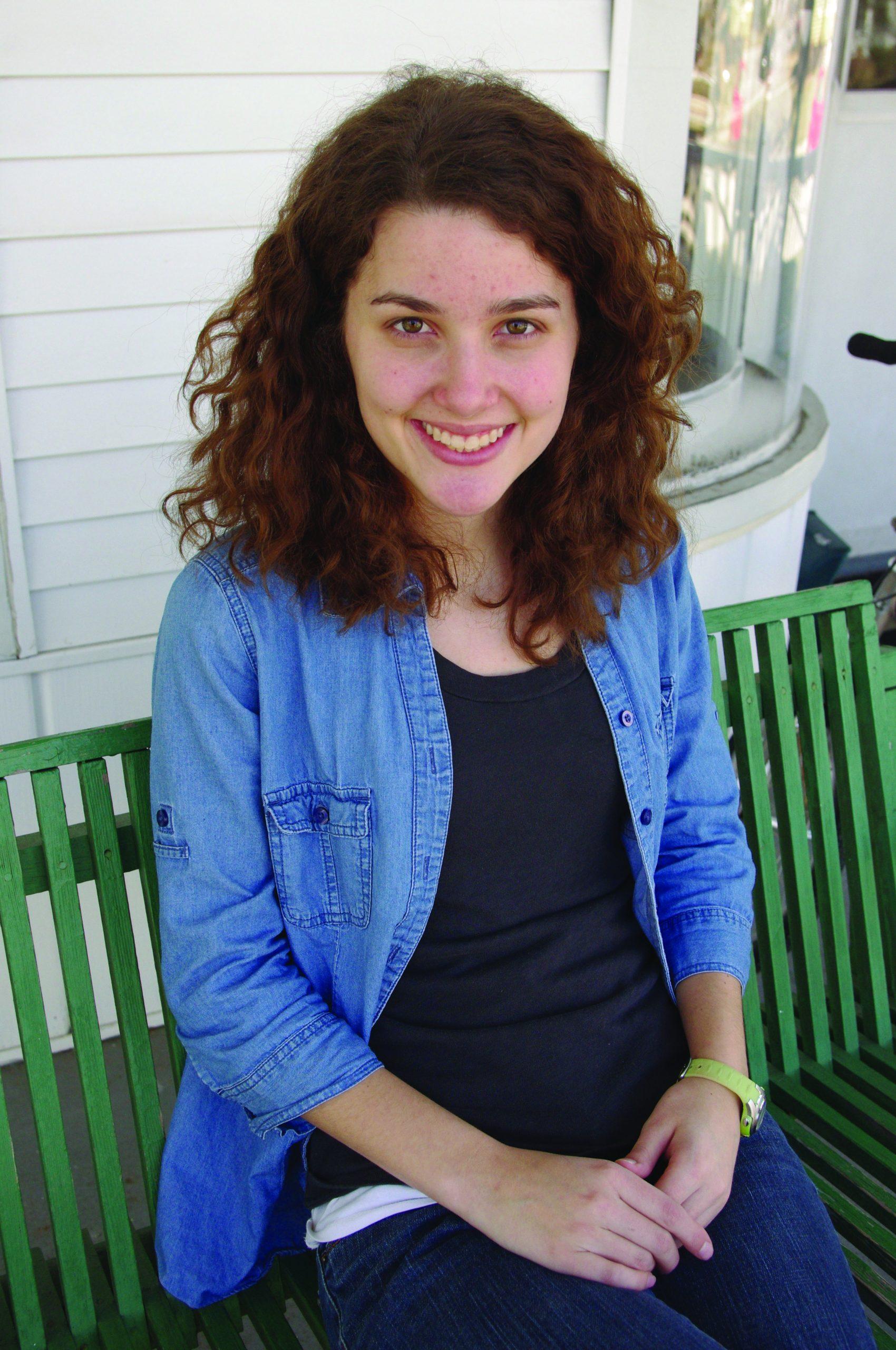 Portrait of Emily Kraybill