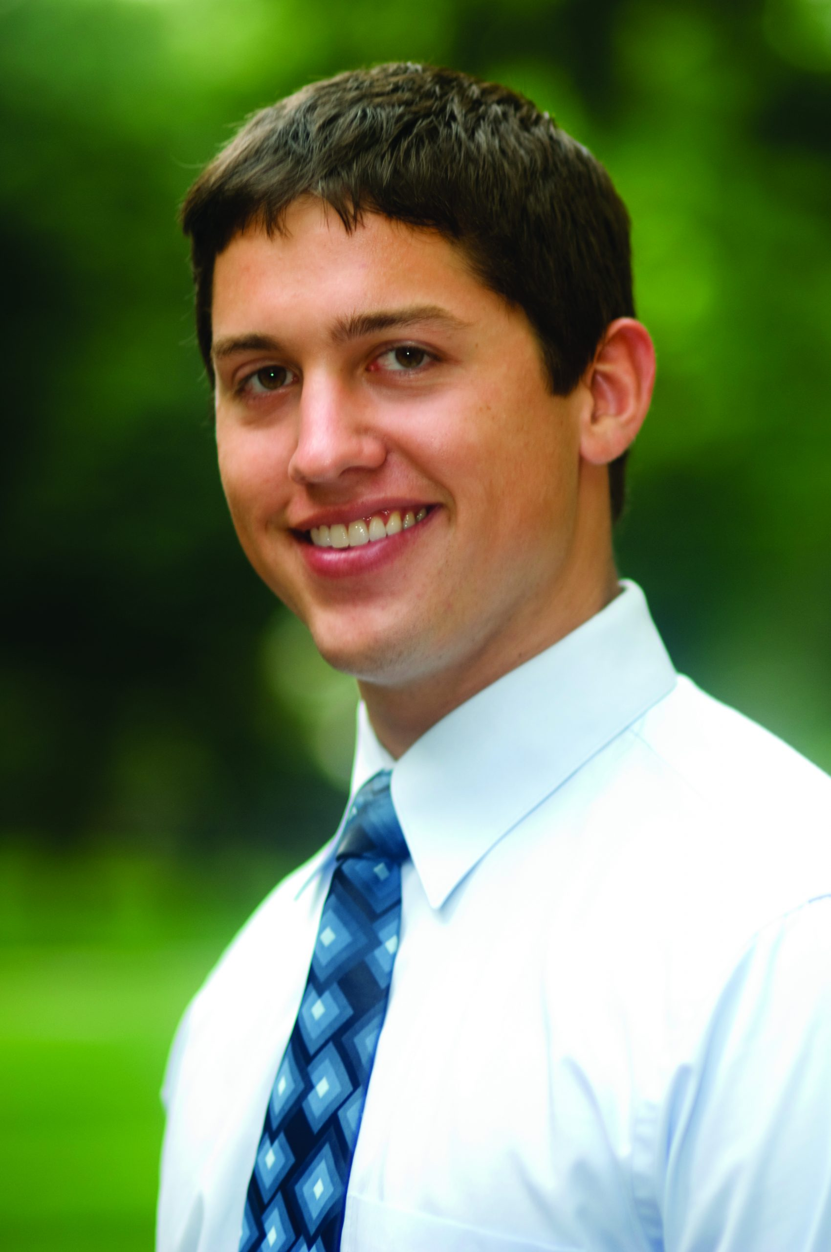 Headshot of Jeff Hochstetler
