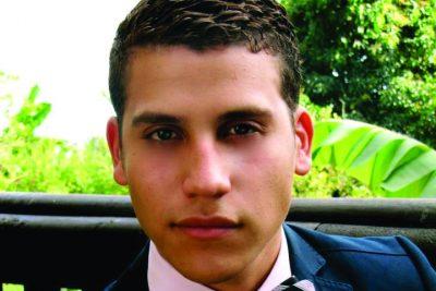Portrait of Sammy Rosario
