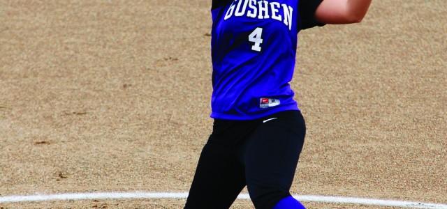 Softball swept