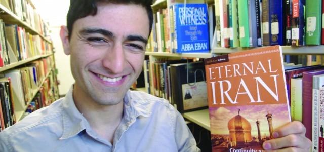 Global Citizen of the Week 4/12: Mohammed Rasoulipor
