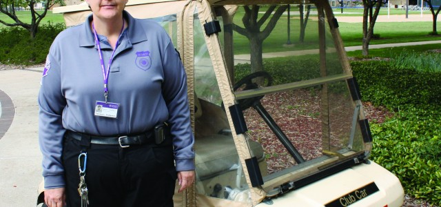 Glad to be alive: Goshen College Security Officer Tells Her Story