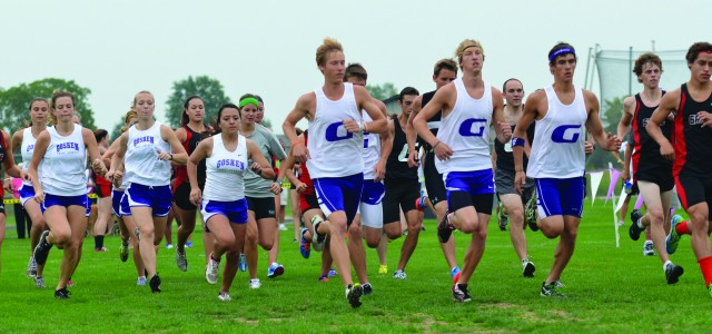 Cross Country starts off well, but hopes for improvement