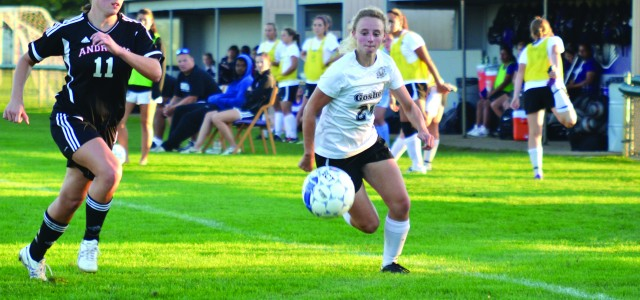 High hopes for women's soccer as Crossroads League play nears