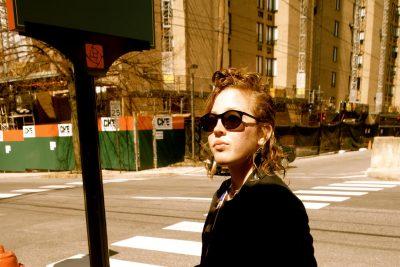 Rachel Smucker in NYC