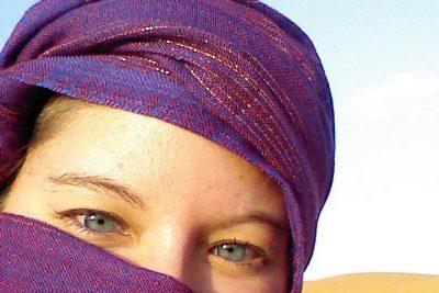 Jantzi in Morocco