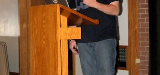 Poetry Slam Winner