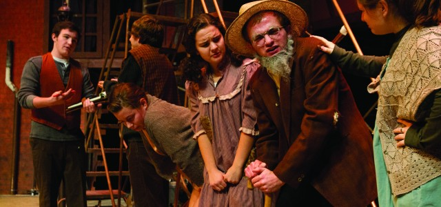'Urinetown' to bring potty humor with a deeper message