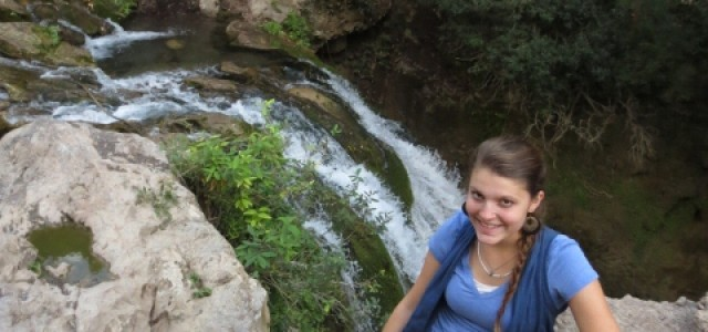 Maple Leafs in Morocco: Vanessa Jones