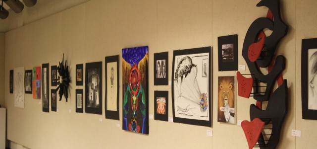 Lion and Lamb art show explores contrasting themes