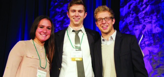 Goshen students win bi-national business competition