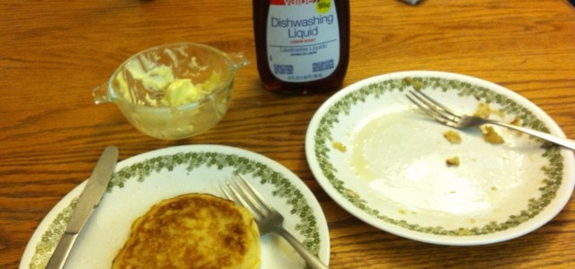 Henry's hot cakes