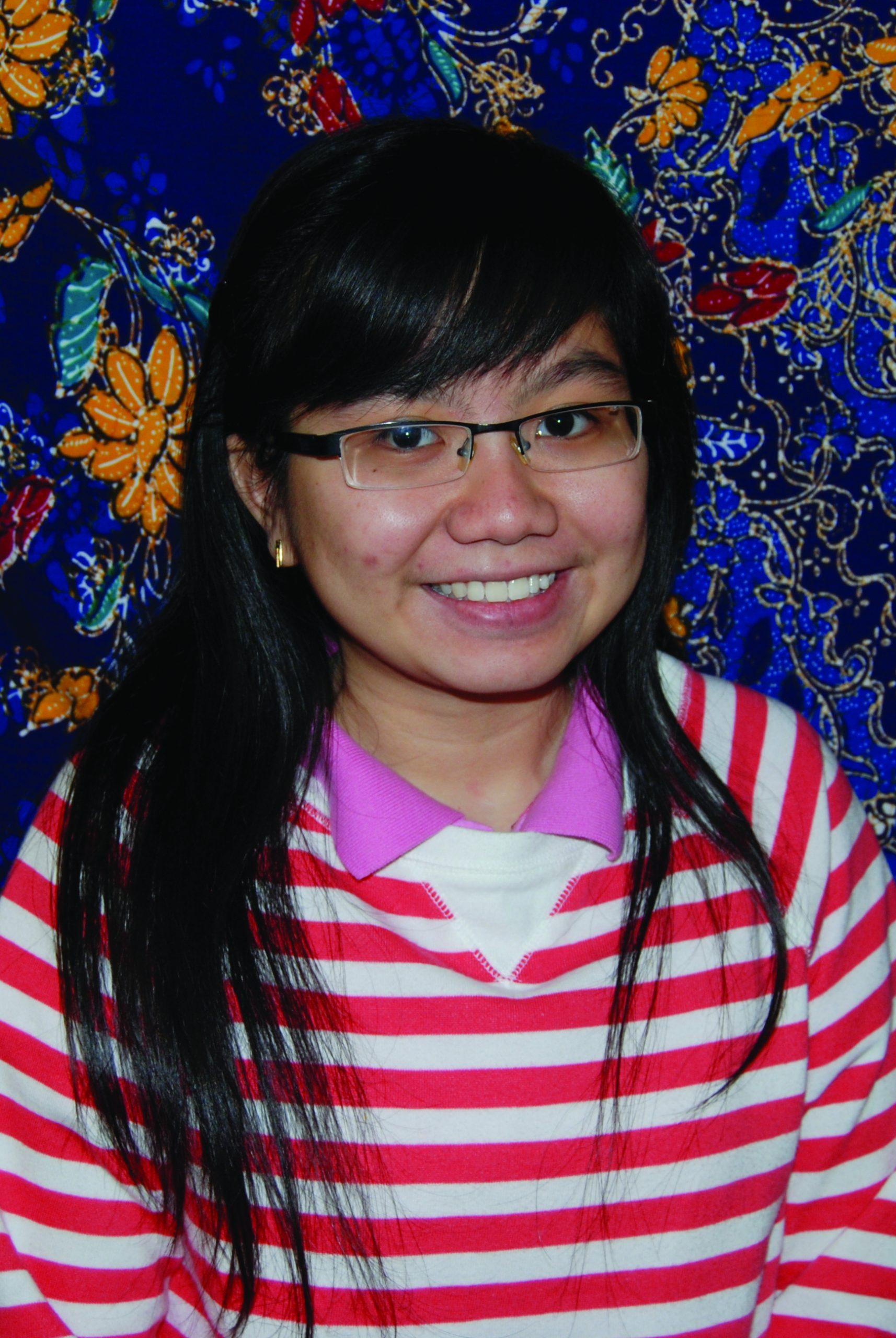 Portrait of Cha Bui