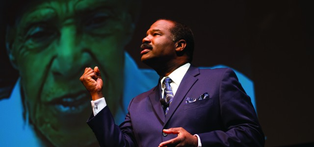Smith speaks on radiation, racism and forgiveness