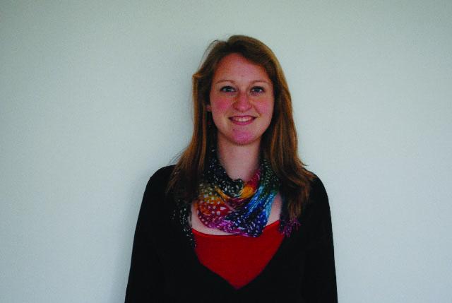 Portrait of Emily Hedrick