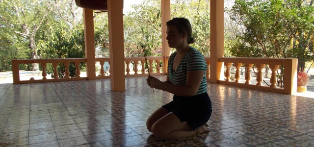 Learning to pray the Buddhist way