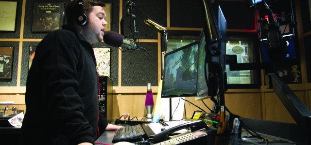 GC named radio, TV school of the year second year in a row