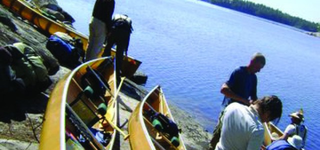 Where the wild things are: students head to Boundary Waters