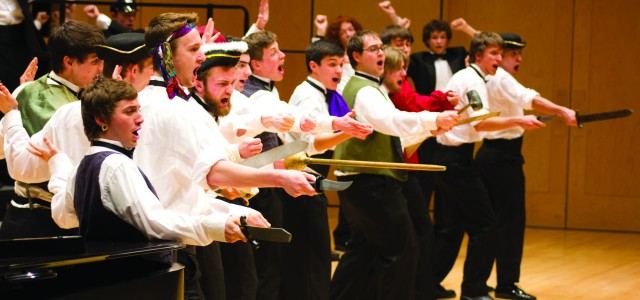 """Students perform as witches, pirates for """"A Night of Opera"""""""
