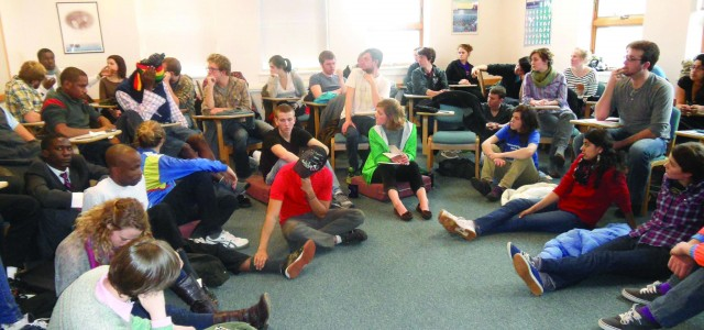 Social Reform Club challenges student employment policy