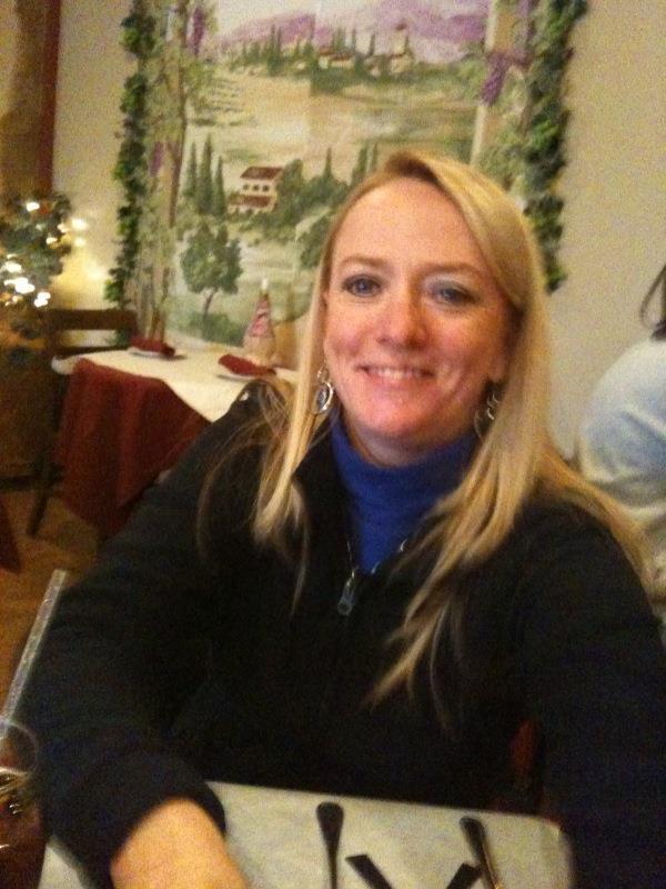 Millicent Morros smiling