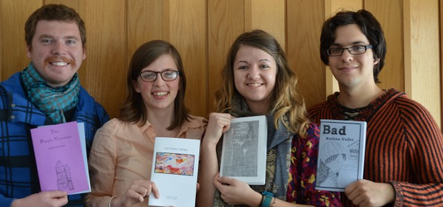 Students to release Pinchpenny books