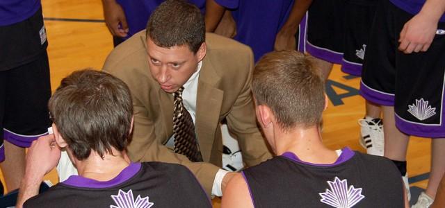 Chupp resigns as men's basketball head coach