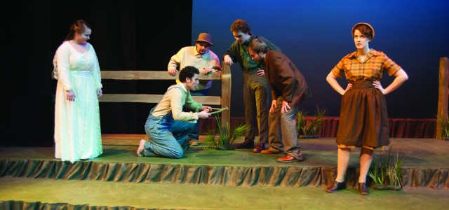 """""""The Diviners"""" to premiere this weekend"""