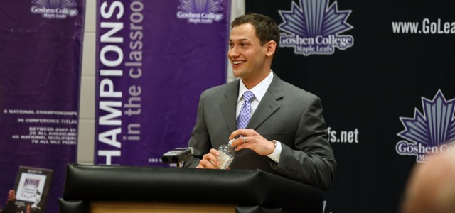 Young steps up as new men's basketball coach