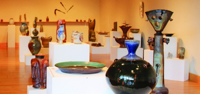 Pottery tour comes to gallery