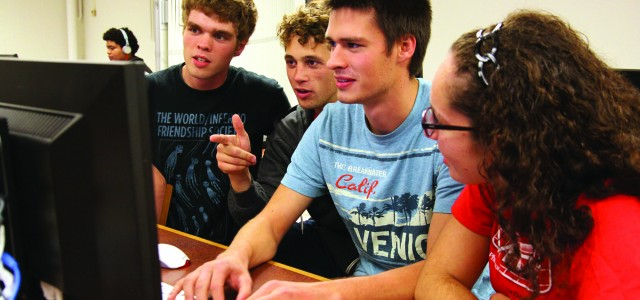 Programming students gear up in competition