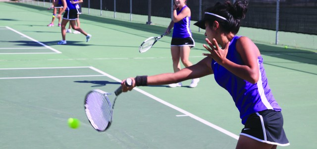 Goshen tennis struggles as fall play winds down