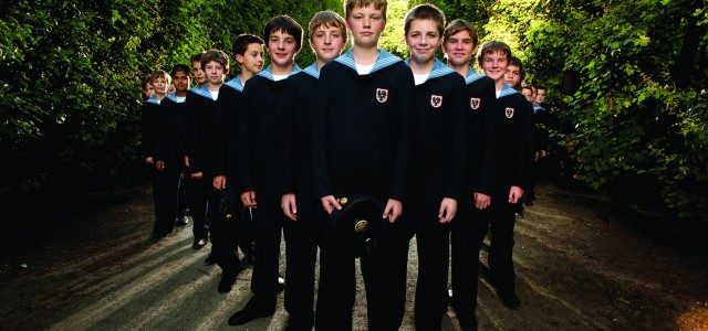 The sweet notes: long-awaited Vienna Boys Choir to perform