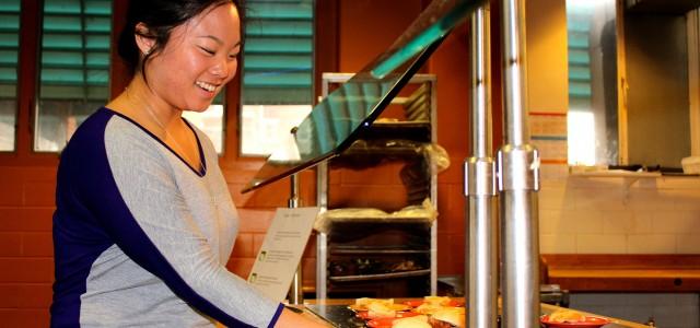 AVI and student senate partnership caters to vegetarians
