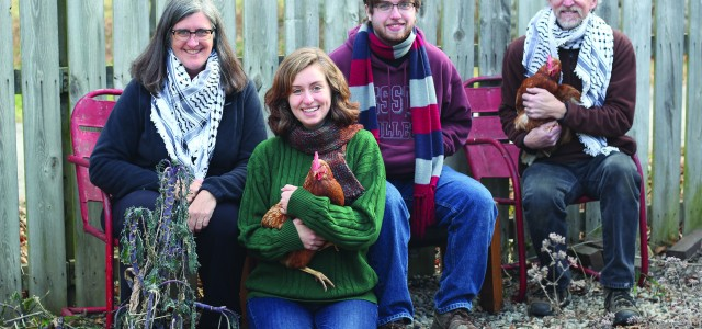 Hens for Goshen Asks for 'Backyard' Chickens